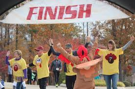 10 thanksgiving themed races to run before your