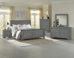 Orleans Bedroom Furniture by Orleans Zinc By Virginia House