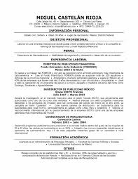 Foreign Language Teacher Resume How To Say Resume In Spanish Resume For Your Job Application