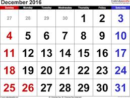 december 2016 calendar with holidays singaporedecember 2016