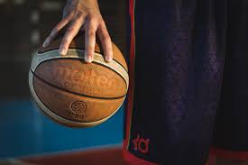 free images hand person red basketball color ball shape