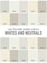 summerhouse designers u0027 favorite white and neutral paint colors