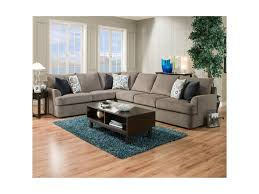 simmons upholstery 8540br 8540brsectionalsofa casual sectional