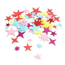 coloured glitter foam stickers hobbycraft