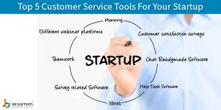 Top 5 Help Desk Software Top 5 Customer Service Tools For Your Startup Br Softech The