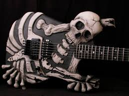 christopher woods guitar lynch skull and bones 456 flickr