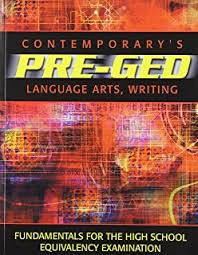 contemporarys pre ged language arts reading contemporary u0027s pre