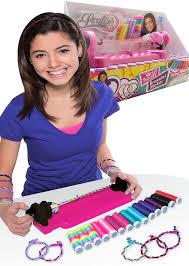 girl bracelet maker images Stylish girl wrist twists and wear bracelet maker kit with 14 jpg