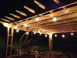 outdoor string lights patio u2014 jen u0026 joes design best outdoor