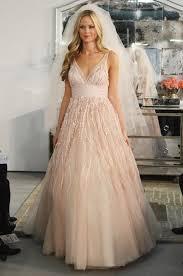 pink wedding dress 9 irresistible pink wedding dresses inspired by biel s