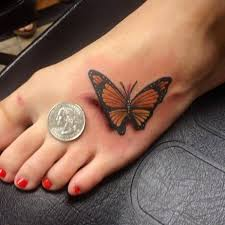 3d butterfly tattoo art and designs page 3