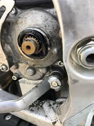 yz125 case repaired common problem tech help race shop