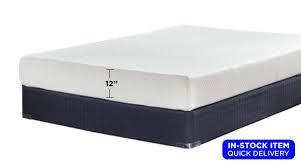 foam for bed mattresses ashley chime 12 inch memory foam mattress