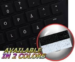 amazon keyboard black friday russian cyrillic english non transparent keyboard sticker on