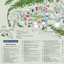 Knotts Berry Farm Map Berry College Campus Map Image Gallery Hcpr