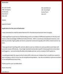 tender cover letter sample letter of tender and samples