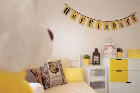 Harry Potter Room Decor The Ultimate Hufflepuff Bedroom For A Harry Potter Fan Beauty