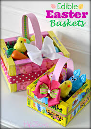 cheap easter baskets six easy creative easter basket ideas hip2save