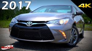 toyota camry 2017 interior 2017 toyota camry se ultimate in depth look in 4k youtube
