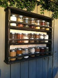 kitchen spice rack ideas 25 best kitchen spice rack diy ideas on kitchen spice