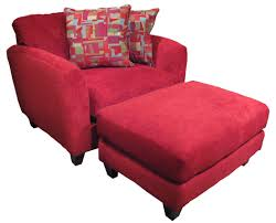 Modern Reading Chair Furniture Home Chair And A Half Oversized Accent Ottoman Design