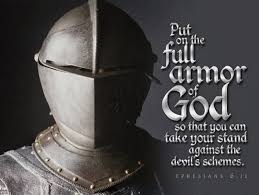 christian living armor of god