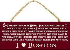 Boston Accent Memes - things new englanders say differently local news home maine