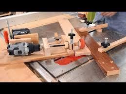 table saw power feeder 257 homemade power feeder youtube woodwork pinterest
