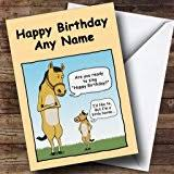 old goat funny personalised birthday card amazon co uk office