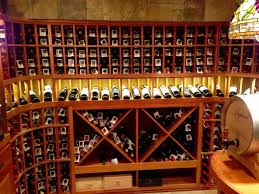 Home Wine Cellar Design Uk by Wine Room Lighting