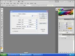tutorial photoshop cs5 membuat logo cara membuat logo menggunakan photoshop cs5 kelas desain belajar