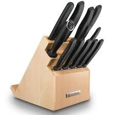 couteau cuisine victorinox victorinox knife block rangement de cuisine pour couteaux et