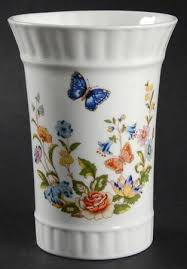 Aynsley China Cottage Garden Vase Aynsley John Cottage Garden At Replacements Ltd Page 1