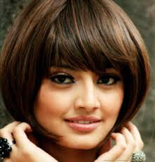 college hairstyles in rebonded hai indian kollywood celebrity actress hair styles