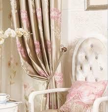 Blackout Curtains 72 Wide Iyuegou Art Deco Jacquard Faux Silk Multi Floral Grommet Top