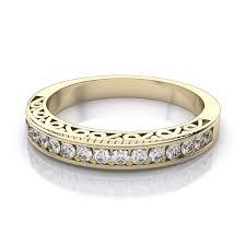 engagement rings stunning carat art deco style