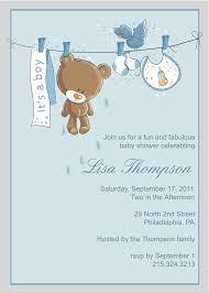 Free Baby Shower Invitation Cards Baby Shower Invitations And Thank You Cards Festival Tech Com