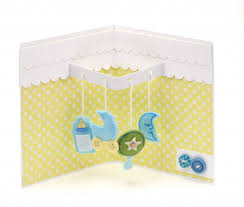 a cute pop up card for a baby shower gifts pinterest babies