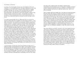narrative essays examples for college college narrative essay