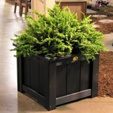 poly lumber polywood planters