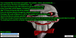 jigsaw ransomware 2 0 a fake or work in progress