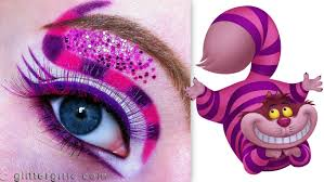 cute halloween cat makeup cheshire cat makeup tutorial youtube