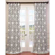 Grey Beige Curtains Interior Panel Grey And Beige Blackout Curtains