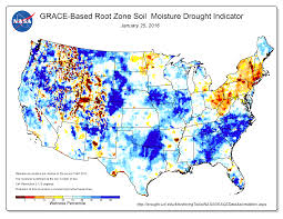 North America Precipitation Map by Drought January 2016 State Of The Climate National Centers