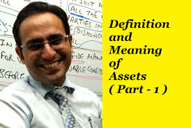 Types Meaning Definition Meaning And Types Of Assets Part 1 Youtube
