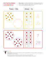 kindergarten math worksheets sparks