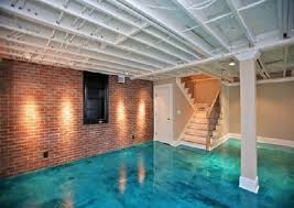 Cheap Basement Flooring Ideas Concrete Basement Floor Paint Ideas Flooring Ideas Floor