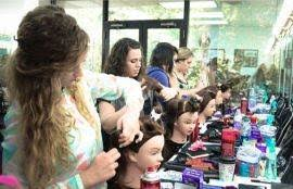 makeup schools in houston hair styling classes houston tx 1 day workshop