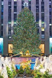the rockefeller center christmas tree remains the most grand of