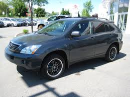lexus rx400h tuning 2006 lexus rx400h for sale in vernon bc used lexus sales